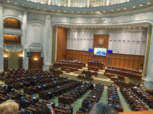 ruminetis parlamenti